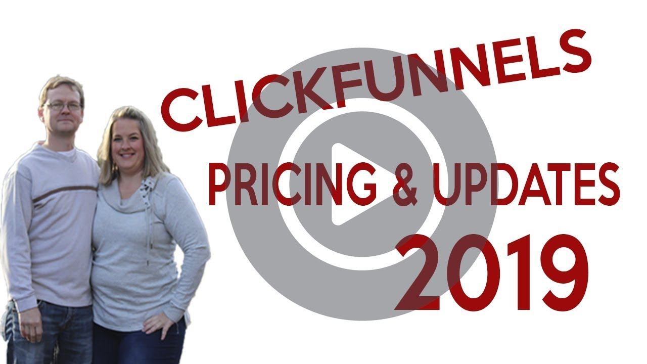 Clickfunnels pricing 2019
