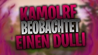 KAMOLRF beobachtet einen Dulli | RASKOLOGY wird gepickaxed | Fortnite Highlights Deutsch