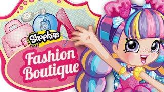 Shopkins • Zakupy w butiku • bajka po polsku