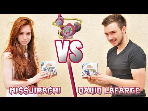DOUBLE OUVERTURE 3  De 2 Displays Pokémon XY ORIGINES ANTIQUES  DAVID LAFARGE VS MISSJIRACHI