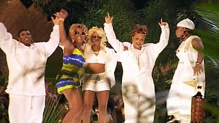 Lil' Kim ft. Missy Elliott, Da Brat, Left Eye, Angie Martinez - Ladies Night (Not Tonight Remix)