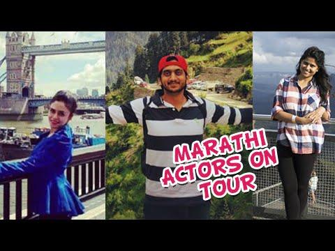 Marathi Actors Vacation Pictures | World Tourism Day | Shashank Ketkar, Sai Tamhankar, Abhijeet