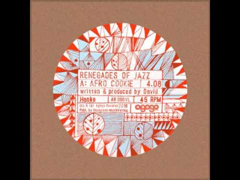 Renegades of Jazz - Afro Cookie