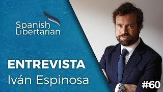 Iván Espinosa de los Monteros sobre VOX, España y Hegemonías