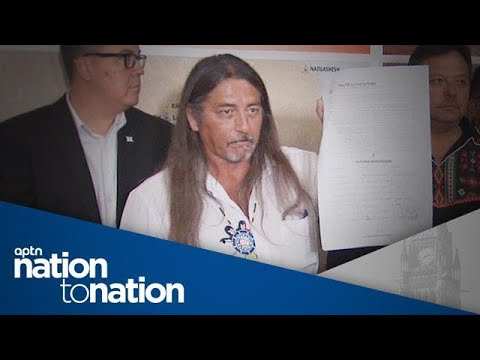 Trudeau's Kinder Morgan support leading to a 'flashpoint' of Indigenous resistance | APTN N2N