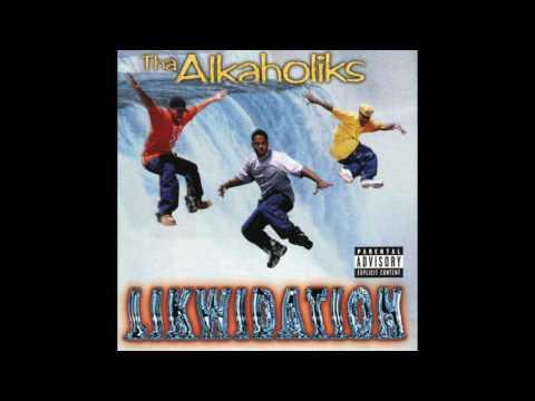 Tha Alkaholiks - Hip Hop Drunkies feat. Ol' Dirty Bastard prod. by E-Swift - Likwidation