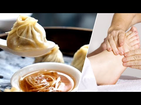 Taipei Michelin Star Dinner at Din Tai Fung with Luxury Chinese Massage