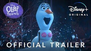 Olaf Presents   Official Trailer   Disney+