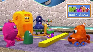 Monster Math Squad: Curved Speed Bump thumbnail