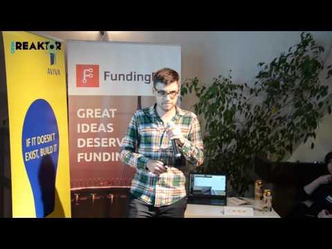 Hacking #GoGlobal - Greg Pietruszynski - OpenReaktor