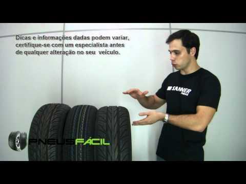 Qual é melhor 195/55R15 ou 195/50R15 no aro 15 se o pneu original é 175/65R14?