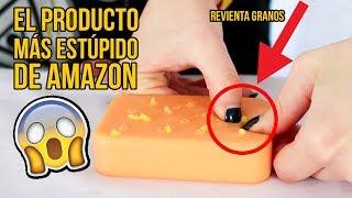 El invento MÁS ESTÚPIDO y ASQUEROSO de AMAZON - REVIENTA GRANOS