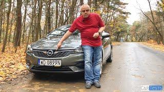 Opel Astra 2020 1.2T MT6 test PL Pertyn Ględzi