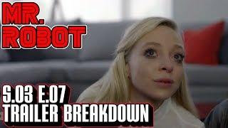 "[Mr Robot] Season 3 Episode 7 Trailer Breakdown   S3x07 Promo ""eps3.6_fredrick+tanya.chk"""