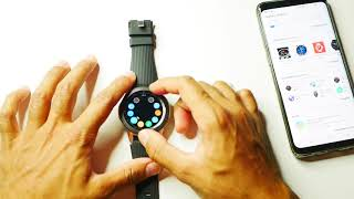 Samsung Galaxy Watch Unboxing, Setup & Overview!