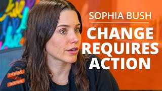 Speaking Your Truth with Sophia Bush and Lewis Howes