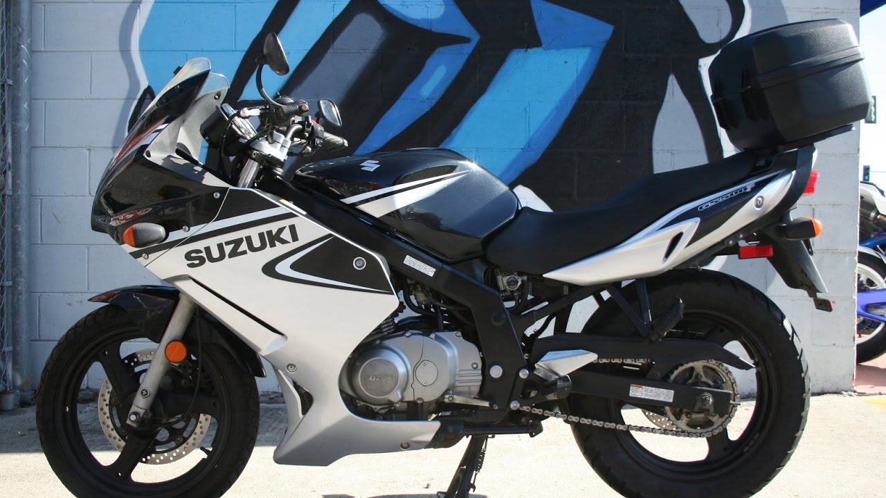 2006 Suzuki GS500F ... The Great Commuter Motorcycle! - YouTube