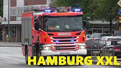 [BLAULICHT HAMBURG XL] VIELE BUNTE FAHRZEUGE IN HAMBURG #MontisEinsatzfahrten