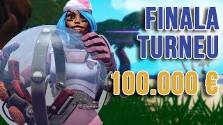 Turneu solo GAUNTLET 100k$. Ne calificam pt maine? Let's go, Fortnite Romania!