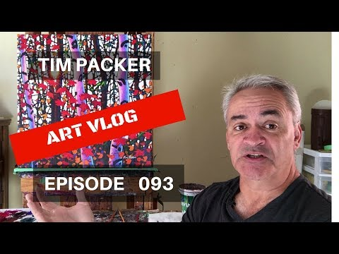 When Is It Time To Start Publishing Your Work? Art Vlog - Episode 093