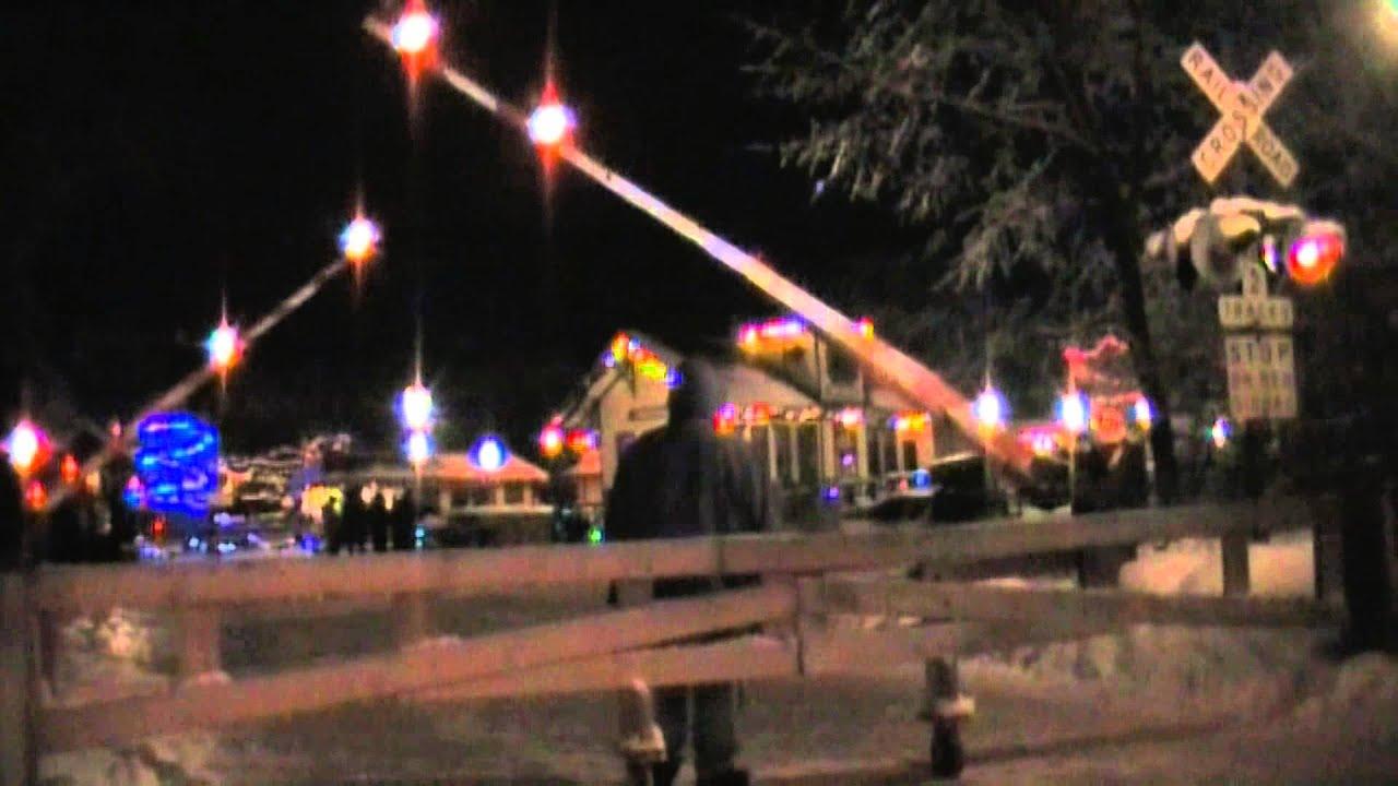Huckleberry Railroad (Rio Grande 464), 12-26-2013 #4 - YouTube