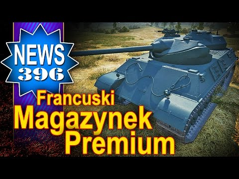 Francuski magazynek premium - NEWS - World of tanks