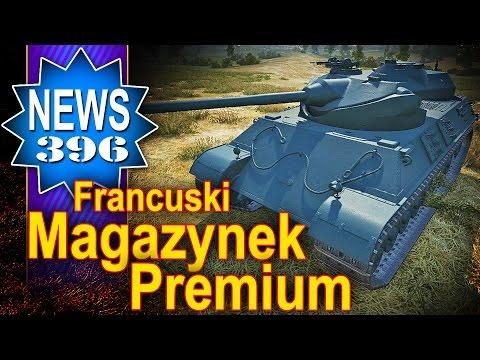 Francuski magazynek premium - NEWS - World of tanks
