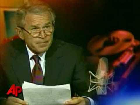 Bush: Economy at 'A Pivotal Moment'