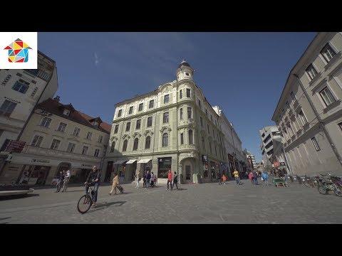 Ambienti TV Show - Home in the center of Ljubljana / Prešernovem trg