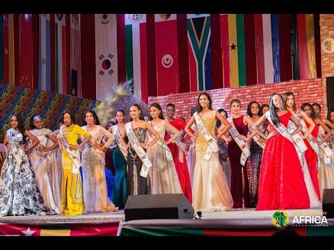 Miss University Africa 2018 Full Video