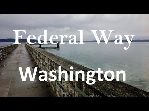 Driving around Federal Way, WA area
