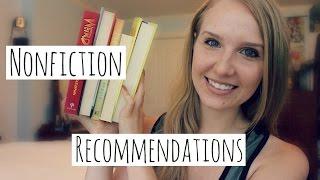 NONFICTION BOOK RECOMMENDATIONS!