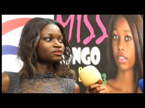 Franco Actu: Miss Congo SA 2013 - Audition Pretoria-