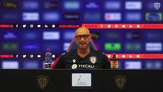 Sampdoria-Cagliari, la conferenza stampa pre-gara