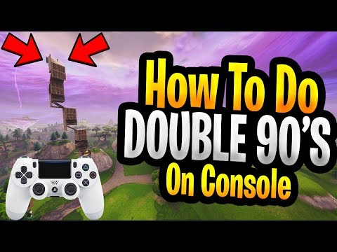 How To Do Double 90's On Console + HANDCAM [TUTORIAL]