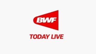 Yonex French Open 2016   Badminton QF M1-