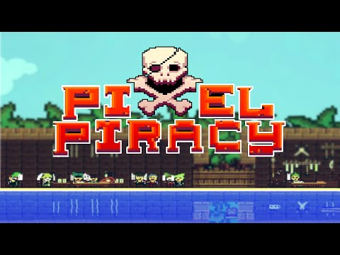 Pixel Piracy - Loot Crates. Plunder Ships.