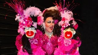 Stiletto · Dreamgirls · Dragavanza Disco Dance Divas 2015  · Atlanta Drag Queen Puppets