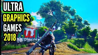 Top 10 INSANE High Graphics Game for Android & Ios 2018-19 | Ultra Graphics Games 2018
