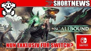 Scalebound nun exklusives Switch Spiel? | PS5 mit mehr Multiplayer! - ShortNerdNews 389