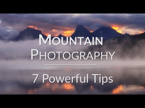 Mountain Photography (7 Powerful Tips)