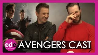 Avengers: Age of Ultron cast play