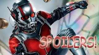 Ant Man End Credit Scenes Explained