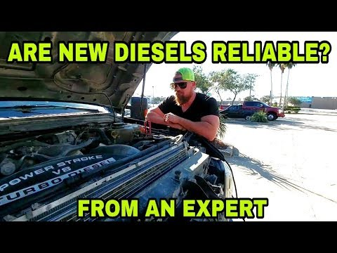 Best Modern Diesel Pickup? Ford, RAM, or GM. From an Expert.