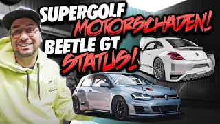 JP Performance - Supergolf Motorschaden analysieren & Beetle GT Spoiler Talk