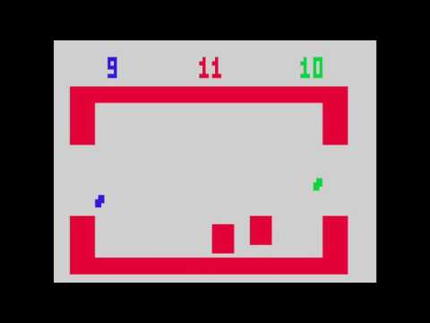 VC 20 - Video Whizball - (1978) - Channel F - WIN! HD