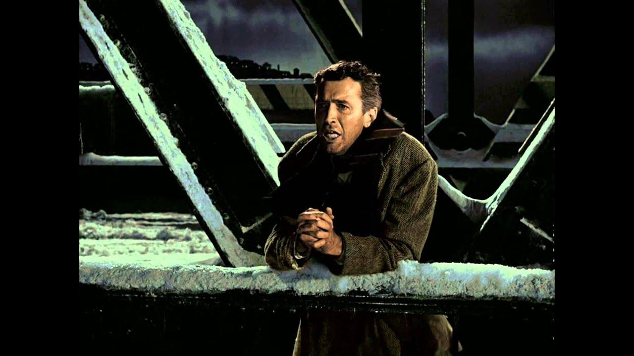 Its A Wonderful Life 1944 Bridge Scene Colorized