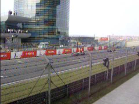 F1 GP CHINA SHANGHAI START 2008