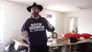 Rabbi Eli Goodman - Home Destroyed by Hurricaine Sandy -  Long Beach NY