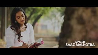NAINA | COVER VERSION TEASER | SAAZ MALHOTRA | VIDEO COMING ON 17/12/2017